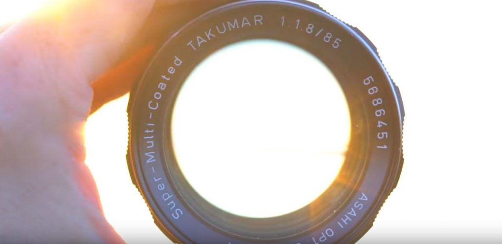 Super-Multi-Coated Takumar 85 mm f 1.8 Test Review