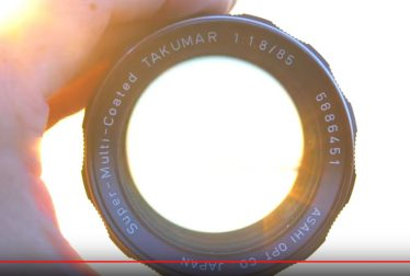 Super-Multi-Coated Takumar 85 mm f 1.8 Test Review