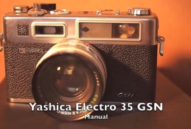 Yashica Electro 35 35mm Film Camera manual