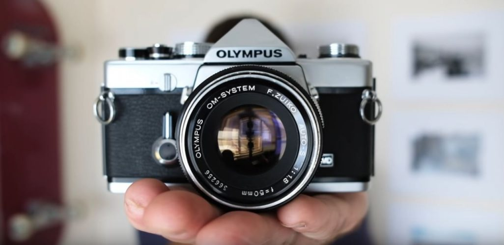 best olympus OM-1 film camera