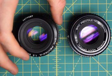 SMC Pentax-M 50mm f1.7 f2 Take Apart Repair Fix Clean
