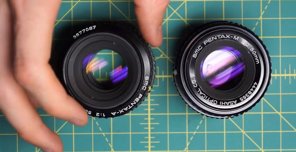 SMC Pentax-M 50mm f1.7 f2 Take Apart Repair Fix Clean