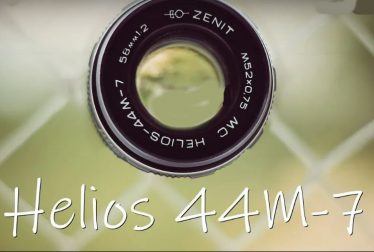 Zenit Helios MC 44M-7 58mm f2.0