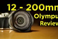 Olympus 12-200mm Super Zoom Review Video