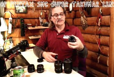 Top Pentax SMC Takumar lenses
