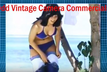 Odd Classic Vintage Camera Commercials