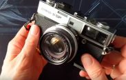 Olympus 35 SP review and functions guide