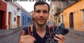 Testing Sony 24-70mm f2.8 GM For Street Photography