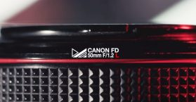 Canon FD 50mm F1.2 L Review Video Of Vintage Lens