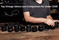 Top Vintage 50mm Lens Comparison For Best 10
