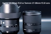 Sigma 14-24mm f2.8 vs Tamron 17-28mm F2.8 Lens