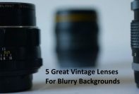 5 Great Vintage Lenses For Blurry Backgrounds