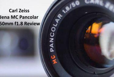 Carl Zeiss Jena MC Pancolar 50mm f1.8 Review