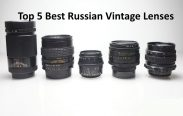 Top 5 Best Russian Vintage Lenses