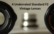 Underrated Top Standard F2 Ish Vintage Lenses