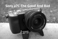 Sony a7C overheat test review