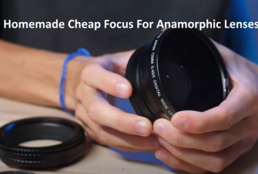 Homemade Cheap Focus For Anamorphic Lenses