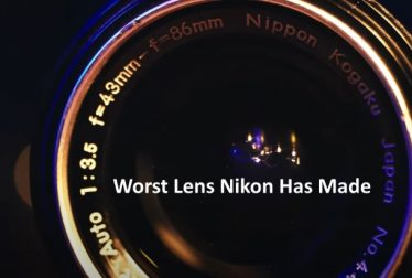 Worst lens Nikon has made 43-86mm f3.5